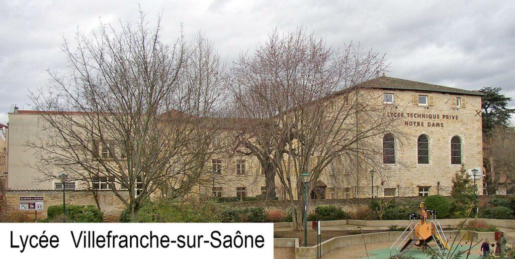 Lycée - Villefranche-sur-Saône
