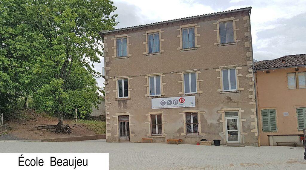 École - Beaujeu