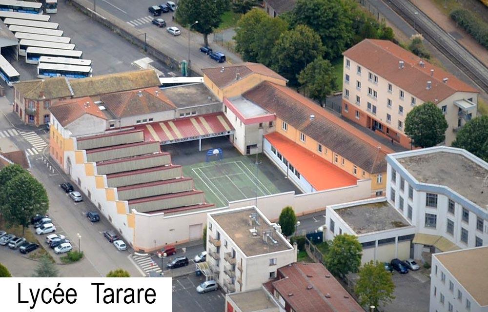 Lycée - Tarare