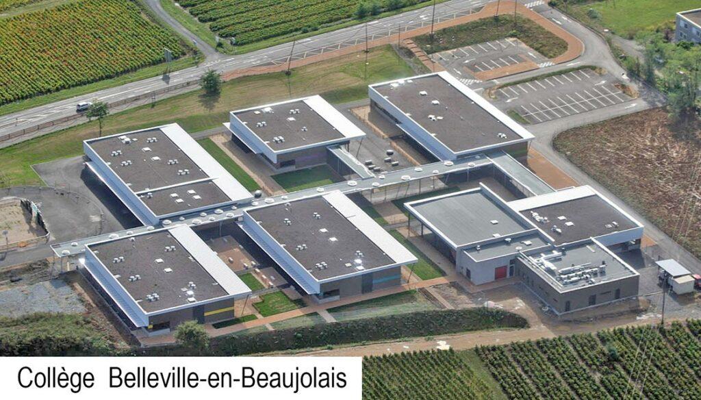 Collège - Belleville-en-Beaujolais