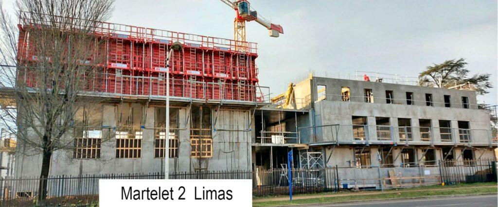 Martelet 2 - Limas